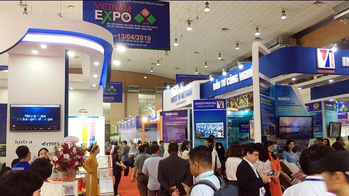 """Vietnam Expo 2021 """"đồng hành cùng doanh nghiệp trong kỷ nguyên số"""""""